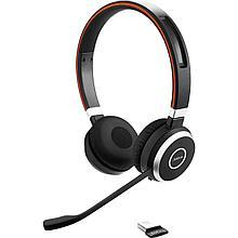 Jabra 6599-829-409 Stereo гарнитура EVOLVE 65 UC, Bluetooth