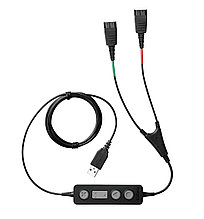 Jabra 265-09 Адаптер Link 265 USB-кабель для соединения двух гарнитур