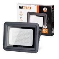 Светодиодный прожектор 100 Вт  WFL-100W/06 5500K  SMD IP65 8500 Лм Wolta