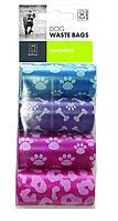 Пакеты для выгула собак Микс 8х20шт M-Pets арт.10165899
