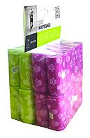 Пакеты для выгула собак Микс 32х15шт M-Pets арт.10165999