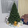 """Густая новогодняя ёлка с широкой правильной формой """"Аляска Голд"""" - 180 см"""