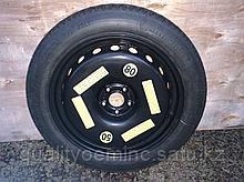 Запасное колесо на Audi A8 D4/4H