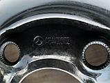 Запасное колесо на Mercedes-Benz GL-Класс X164 [рестайлинг], фото 2