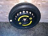Запасное колесо на Mercedes-Benz S-Класс W221, фото 2