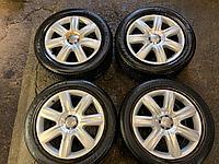 Комплект литых дисков на Audi Q7 4L