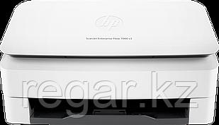Сканер HP Сканер HP L2757A ScanJet Ent Flw 7000s3 Sheet-Feed Scnr (A4) , 600 dpi , 75ppm/150ipm, 1 pass duplex, sheet-feed ADF 80p, дневная нагрузка