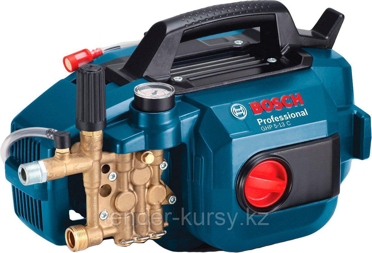 Очиститель высокого давления  GHP 5-13 C Bosch