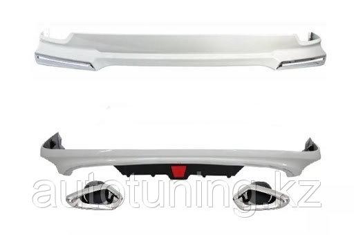 Аэродинамический обвес Modellista Luxury sport Land Cruiser 200 2012-15