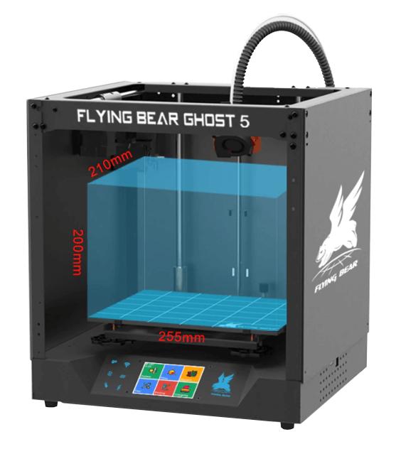 Купить 3D принтер FlyingBear Ghost 5