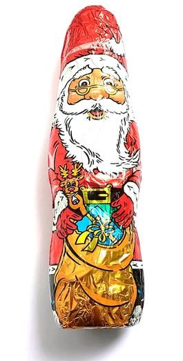 Шоколадный Дед Мороз /Санта Клаус/ 125 гр.(Германия)