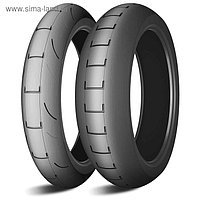 Мотошина Michelin Power Supermoto B 120/80 R16  TL (NHS) Front Трек