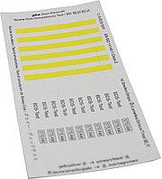 Тест-полоски для индикатора стерильности Бови-Дик Симулятора C-S-BDS-SV1 (500 шт.)
