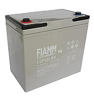 Аккумуляторная батарея Fiamm 12 FGL 55