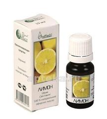 Масло эфирное лимон 10 мл СИБИРСКИЕ НАТУРАЛЬНЫЕ МАСЛА