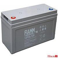 Аккумуляторная батарея Fiamm 12 FGL 120