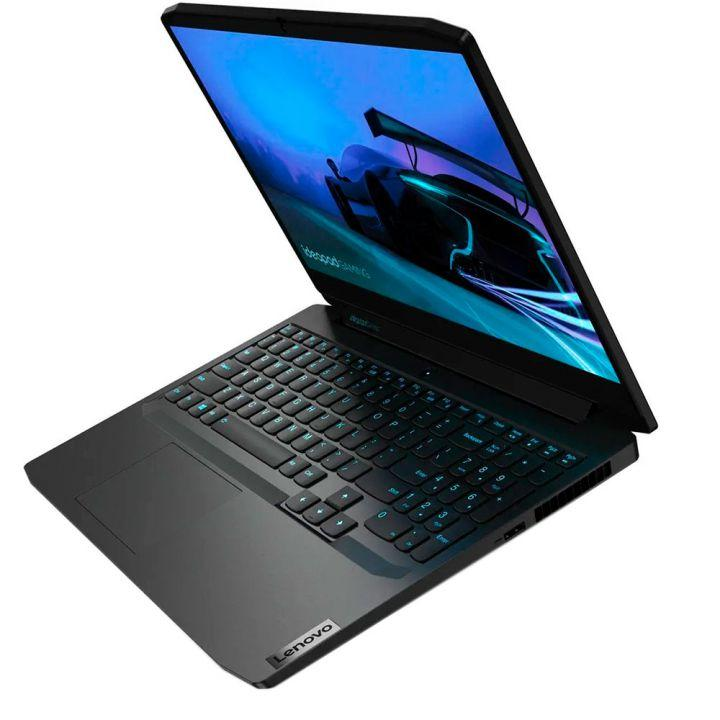 Ноутбук Lenovo IdeaPad Gaming 3 15ARH05 82EY00KKRK Черный