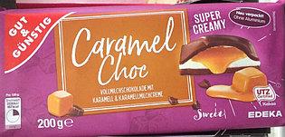 Молочный шоколад Карамель Caramel Choc  200гр