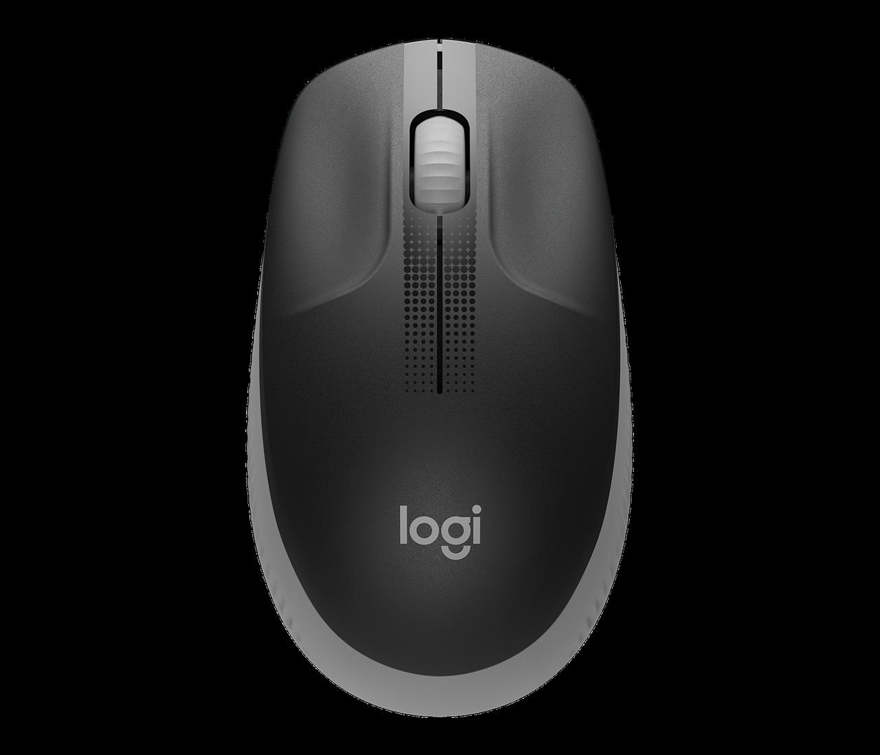 Мышь Logitech M190 Charcoal