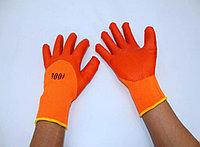 Перчатки хб с полимерным покрытием