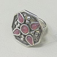 Кольцо / Indian Secret - матовый розовый (18 размер) ЕВ75