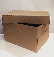 Коробки гофро А3, аналог коробок для офисных бумаг