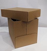 Коробки гофро А4, аналог коробок для офисных бумаг