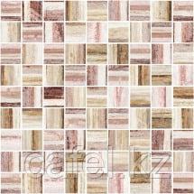 Кафель | Плитка настенная 30х30 Альба | Alba мозайка бежевый