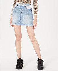 Dollhouse Женская джинсовая юбка - Е2