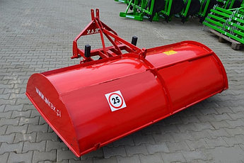 Почвофреза (роторный культиватор) 2.1м Wirax, фото 3