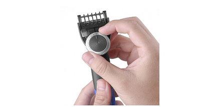 Триммер для бороды и усов DSP I-Blade Beard USB, на аккумуляторе, 2в1, фото 2