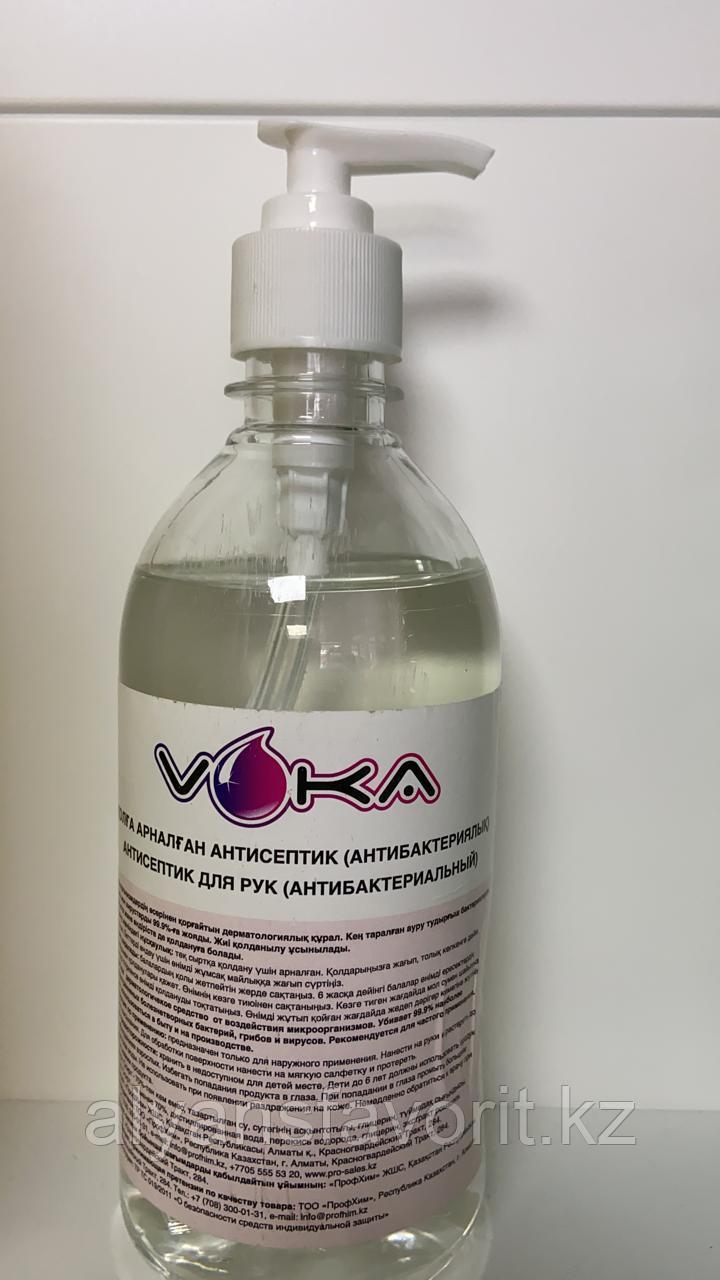 ECO DEZ -  антисептик для рук (санитайзер) 500 мл. РК