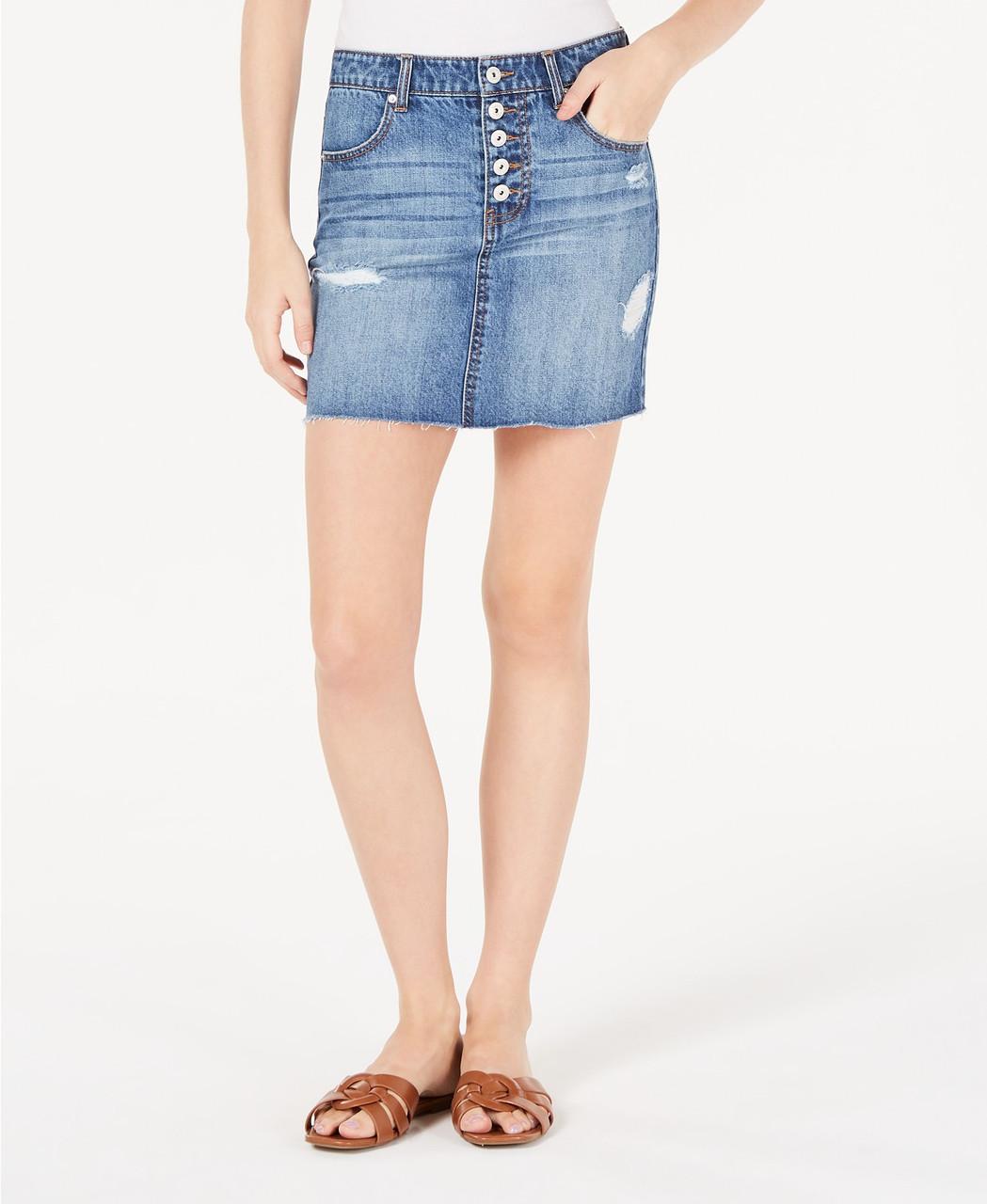 Vanilla Star Женская джинсовая юбка - Е2