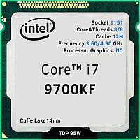 Core i7-9700KF oem/tray