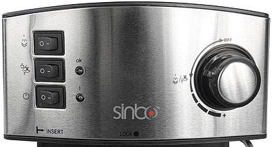 Кофемашина полуавтоматическая  Sinbo, фото 2