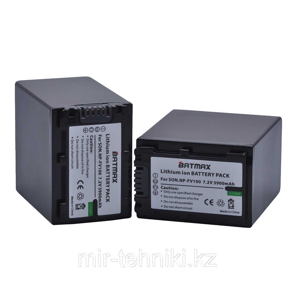 Аккумуляторная батарея Batmax NP-FV100