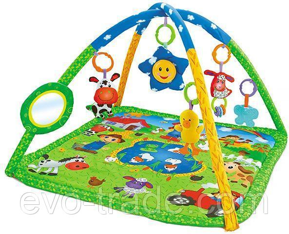 Игровой коврик Fitch baby Развивающий коврик 27295