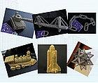 Neocube - магнитный Неокуб Золотой. 216 шариков. Диаметр 6 мм. Головоломка. Конструктор. Антистресс., фото 2