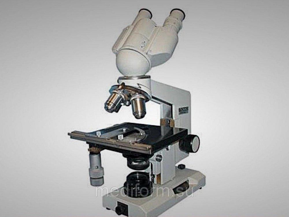 Микроскоп МИКМЕД 1 вар.2-6. 2002 г.в. РОСРЕЗЕРВ