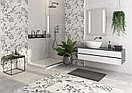 Кафель | плитка настенная 25х75 - Апекс | Apeks светло-серый, фото 2