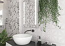 Кафель | плитка настенная 25х75 - Апекс | Apeks светло-серый, фото 3