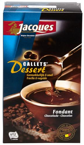 Belgian Chocs Chocolate Callets Dessert - Jacques