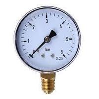 Манометр для газовых фильтров 1/4, фото 1