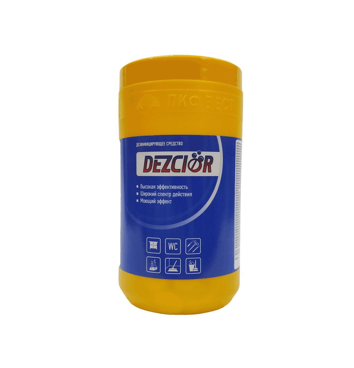 Дезинфицирующее средство Дезхлор