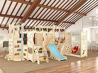 """""""IgraGrad 14"""" с игровым домиком, скалодромом, верёвочной лестницей., фото 1"""