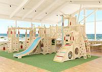 """""""IgraGrad 15"""" с скалодромом, веревочной лестницей и игровым домиком., фото 1"""