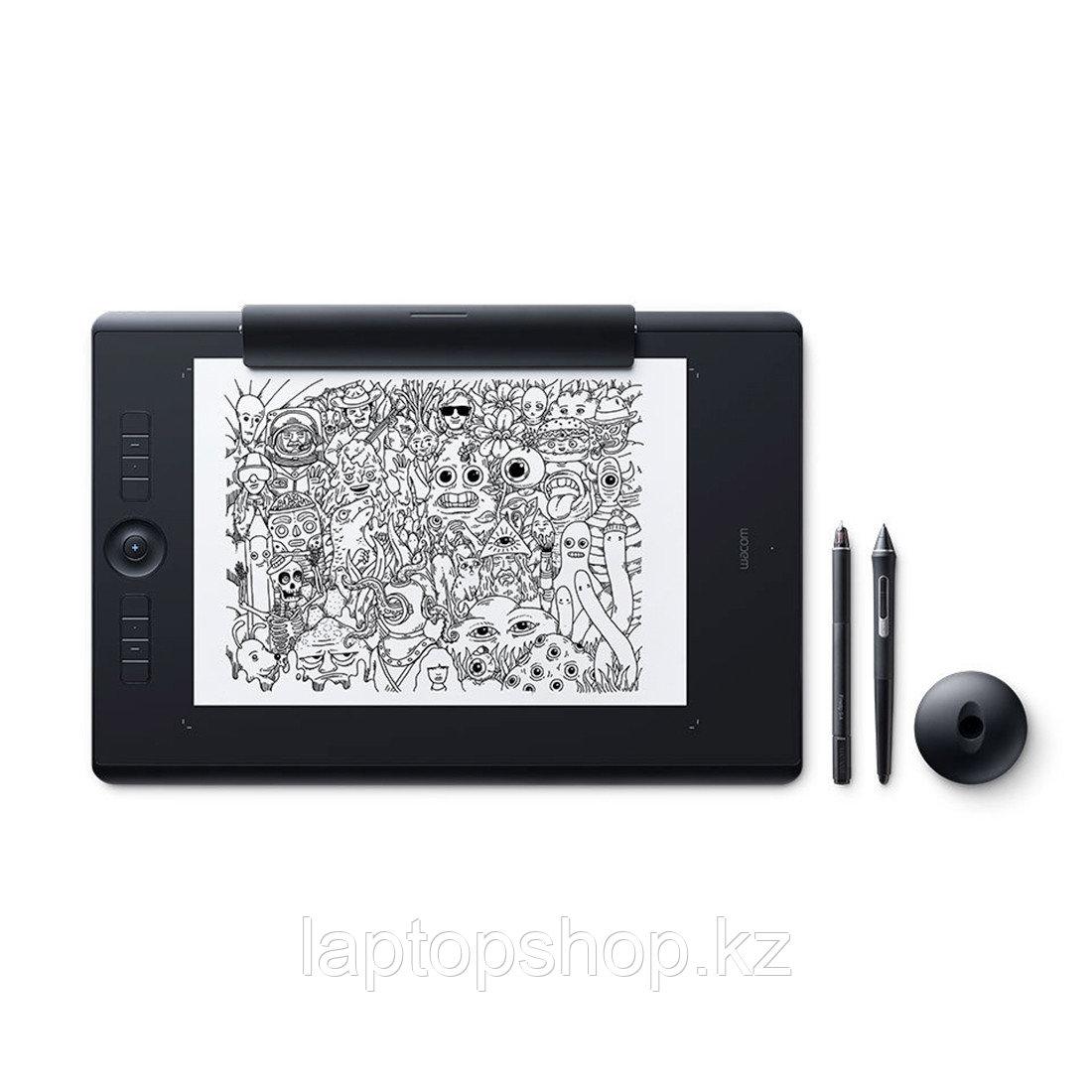 Графический планшет Wacom Intuos Pro Paper Large R/N (PTH-860P-N)