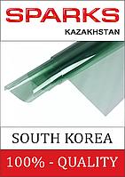 Пленка теплосберегающая, атермальная. IR NanoCeramic 75 Green, цена за 1 кв.м., фото 1