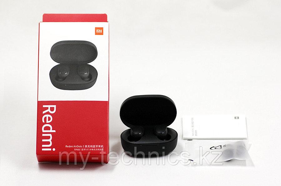 Безпроводные (Блютуз) наушники Xiaomi Redmi Airdots 2 (Original)