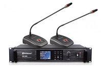 Беспроводная цифровая конференц-система 2.4G WDC-900